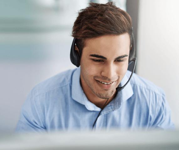 Customer care consultants